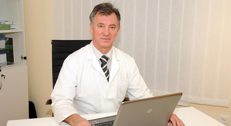 prof.dr.sc. Jure Mirat, kardiološki pregled