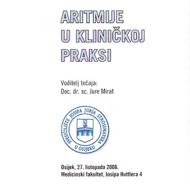 Aritmije u kliničkoj praksi