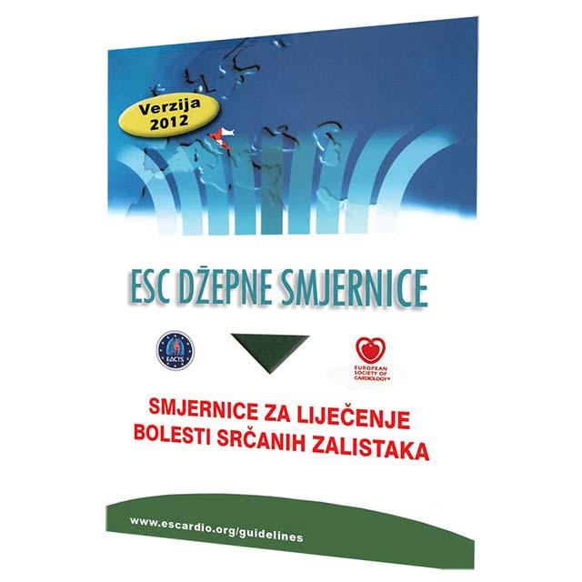 ESC DŽEPNE SMJERNICE – Smjernice za liječenje bolesti srčanih zalistaka (2012)